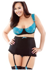 Beautiful Bra & Girdle Underwear
