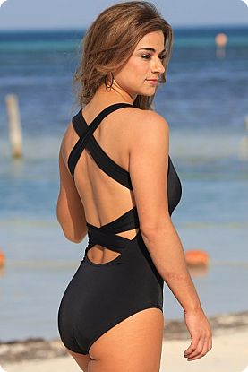 Body Slimming One Pieces