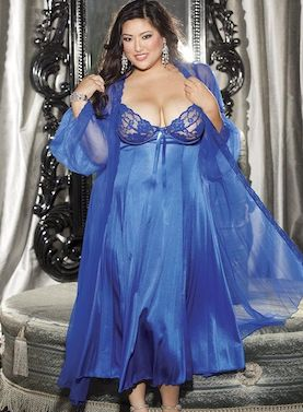 Vivacious Intimate Apparel for the Plus Size Woman