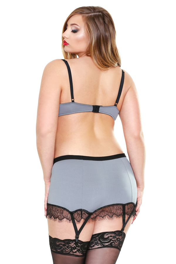 810eadacea Sophisticated Bra   Skirt. Click to enlarge image(s)