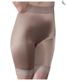 Silky Mid Thigh Girdle