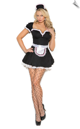 Maid to Please Outfit