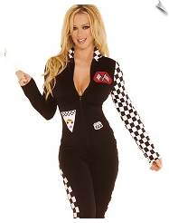 Saucy Racer Jumpsuit
