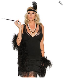 Fancy Flapper Dress
