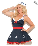 Snappy Sailor Outfit