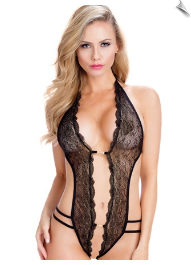 Seductive Straps Teddy