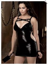 Submissive Spanking Dress