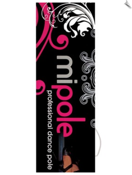 MiPole Professional Dance & Exercise Pole