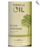 Miracle Oil Tea Tree Shampoo & Conditioner