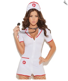 Hot Head Nurse Outfit